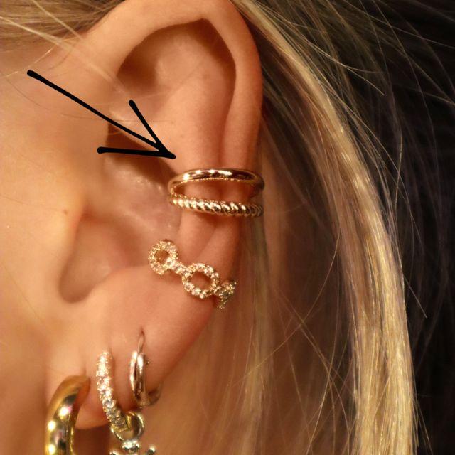 Helle Ear Cuff